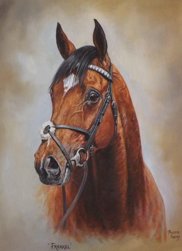 About | Philippa Porley - Fine Art Animal Portraits